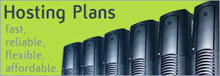 hosting plans - fast, reliable, flexible, affordable